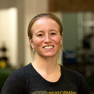 strength and conditioning personal trainer coach