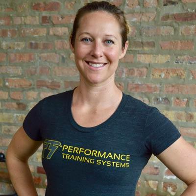 Jessie DeThomasis Personal Trainer
